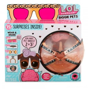 L.O.L. Surprise! Biggie Pet - D.J. K9 [Sale]