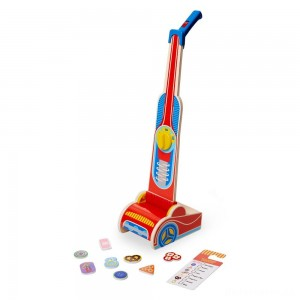 [BLACK FRIDAY] Melissa & Doug Vacuum, housekeeping toys