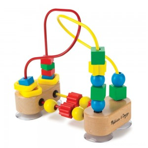 [BLACK FRIDAY] Melissa & Doug First Bead Maze - Wooden Educational Toy