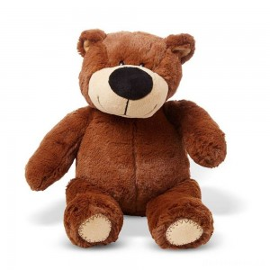 [BLACK FRIDAY] Melissa & Doug BonBon Bear - Teddy Bear Stuffed Animal (15 inches tall)