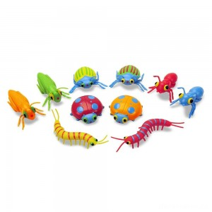 Melissa & Doug Sunny Patch Lizards & Bugs Bundle