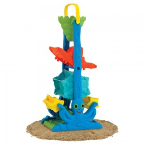 [BLACK FRIDAY] Melissa & Doug Seaside Sidekicks Sand-and-Water Sifting Funnel