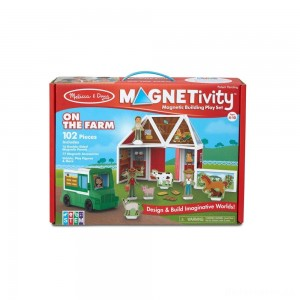 [BLACK FRIDAY] Melissa & Doug Magnetivity - On the Farm