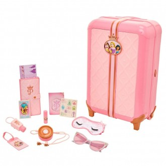 [BLACK FRIDAY] Disney Princess Style Collection Play Suitcase Travel Set