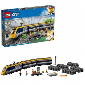 LEGO City Passenger Train 60197 [Sale]