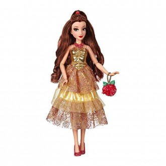 [BLACK FRIDAY] Disney Princess Style Series - Belle Doll in Contemporary Style with Purse & Shoes