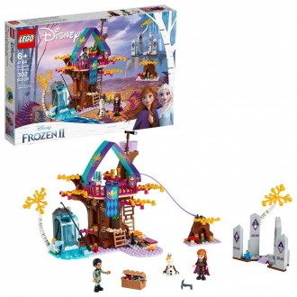 [BLACK FRIDAY] LEGO Disney Princess Frozen 2 Enchanted Treehouse 41164 Toy Treehouse Building Kit for Pretend Play