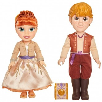 [BLACK FRIDAY] Disney Frozen 2 Anna and Kristoff Proposal Gift Set 2pk