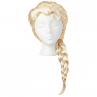 [BLACK FRIDAY] Disney Frozen 2 Elsa Wig, Yellow
