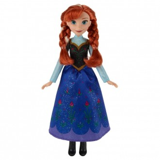 [BLACK FRIDAY] Disney Frozen Classic Fashion - Anna Doll