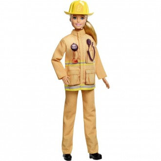 Barbie Careers 60th Anniversary Firefighter Doll [Sale]