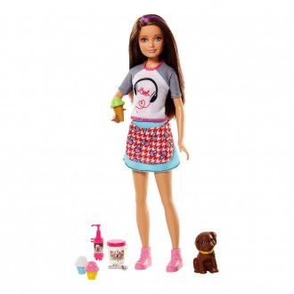 Barbie Sisters Skipper Doll and Ice Cream Accessory Set [Sale]