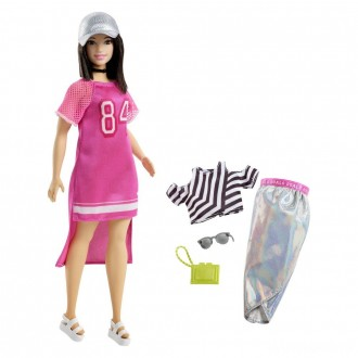 Barbie Fashionista Hot Mesh Doll [Sale]