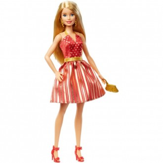 Barbie Holiday Doll, fashion dolls [Sale]
