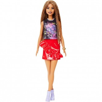 Barbie Fashionistas Doll #123 Girl Power Tee [Sale]