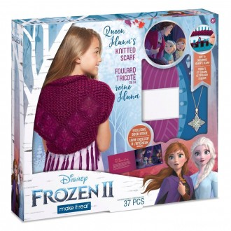 [BLACK FRIDAY] Disney Frozen 2 Queen Iduna's Knitted Shawl