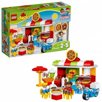 [BLACK FRIDAY] LEGO DUPLO Town Pizzeria 10834