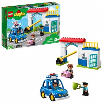 [BLACK FRIDAY] LEGO DUPLO Police Station 10902