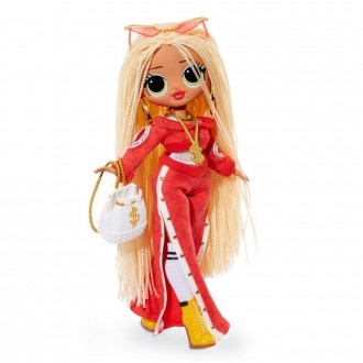 [BLACK FRIDAY] L.O.L. Surprise! O.M.G. Swag Fashion Doll with 20 Surprises