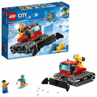 LEGO City Great Vehicles Snow Groomer 60222 [Sale]