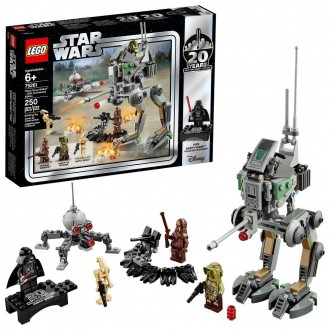 [BLACK FRIDAY] LEGO Star Wars Clone Scout Walker - 20th Anniversary Edition 75261