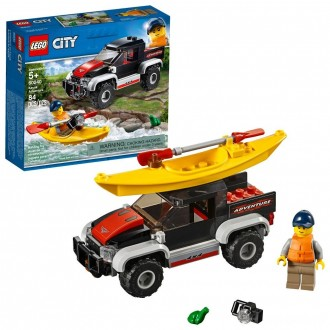 LEGO City Kayak Adventure 60240 [Sale]