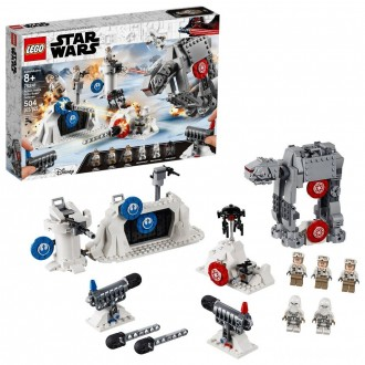 [BLACK FRIDAY] LEGO Star Wars Action Battle Echo Base Defense 75241