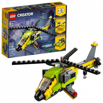 LEGO Creator Helicopter Adventure 31092 [Sale]