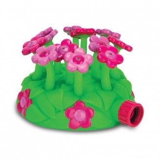 [BLACK FRIDAY] Melissa & Doug Sunny Patch Blossom Bright Sprinkler Toy With Hose Attachment, Kids Unisex
