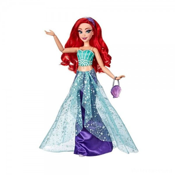 [BLACK FRIDAY] Disney Princess Style Series Ariel Doll with Purse and Shoes