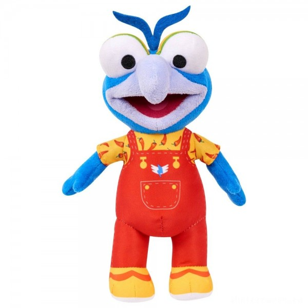 Disney Junior Muppet Babies Gonzo Plush [Sale]
