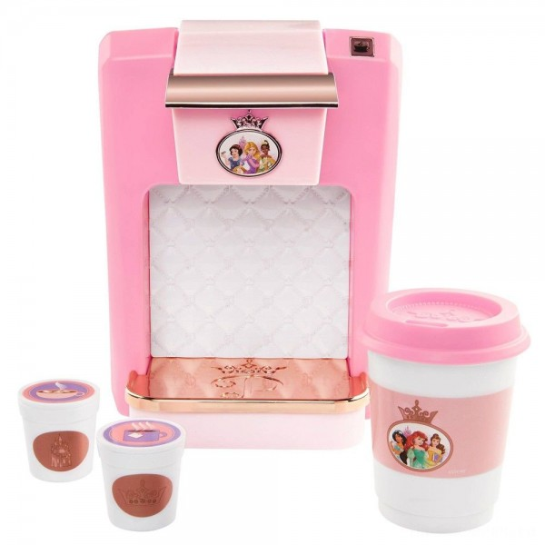 Disney Princess Style Collection Coffee Maker [Sale]