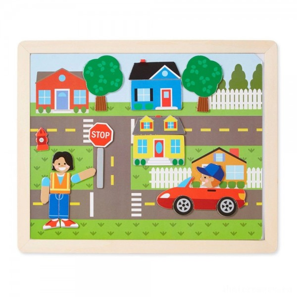 [BLACK FRIDAY] Melissa & Doug Magnetic Matching Picture Game 119pc