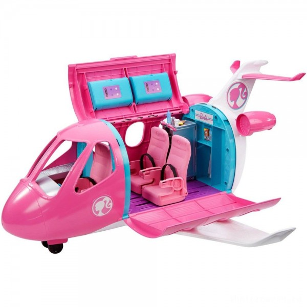 Barbie Dream Plane, toy vehicles [Sale]