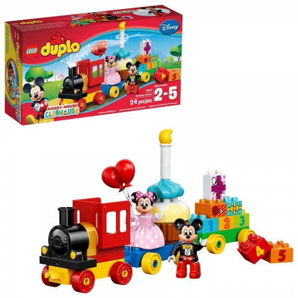 LEGO DUPLO Mickey Minnie Birthday 10597 [Sale]