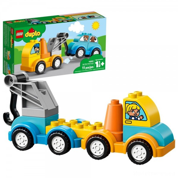[BLACK FRIDAY] LEGO DUPLO My First Tow Truck 10883