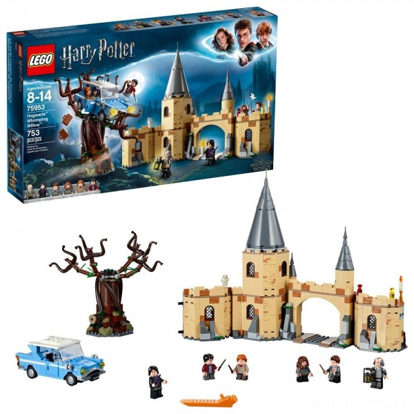 [BLACK FRIDAY] LEGO Harry Potter Hogwarts Whomping Willow 75953