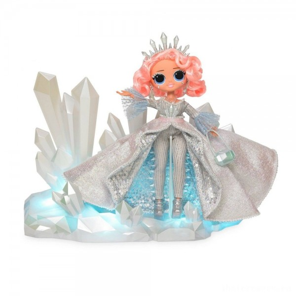 L.O.L. Surprise! Winter Disco O.M.G. Crystal Star 2019 Collector Edition Fashion Doll [Sale]