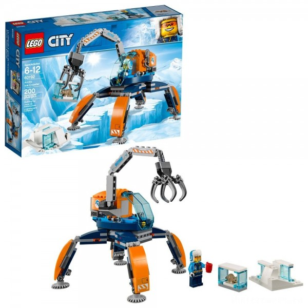LEGO City Arctic Ice Crawler 60192 [Sale]