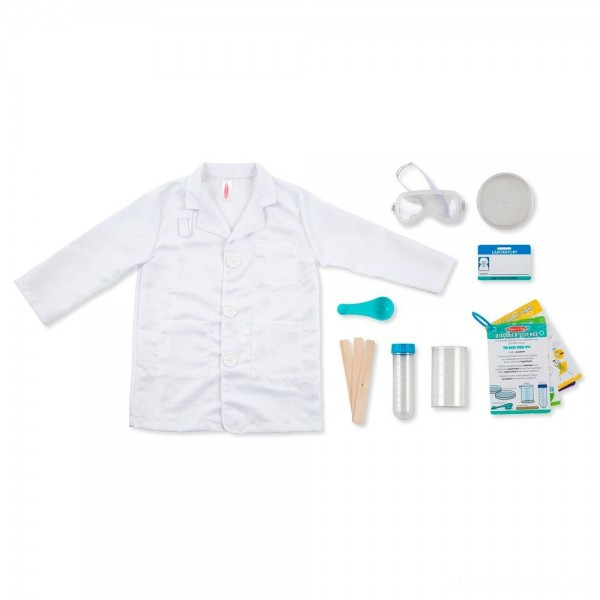 Melissa & Doug Scientist Role Play