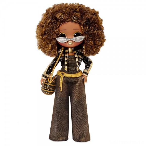L.O.L. Surprise! O.M.G. Royal Bee Fashion Doll with 20 Surprises [Sale]