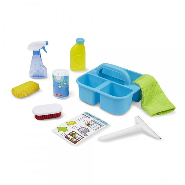[BLACK FRIDAY] Melissa & Doug Spray, Squirt & Squeegee Set