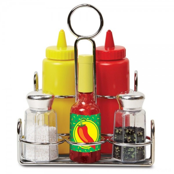 [BLACK FRIDAY] Melissa & Doug Condiment Set